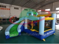 Home Use Inflatable Mini Bouncer With Slide & Customized Yours Today