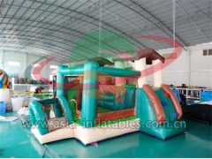 Great Fun Inflatable House Bouncer Combo For Children in Wholesale Price