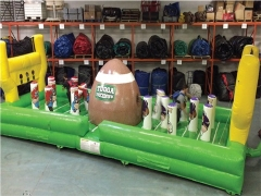 Inflatable Touchdown Game